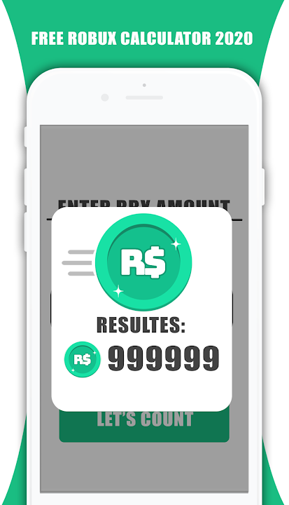 Download Free Robux Calc Rbx Counter 2020 For Android Free