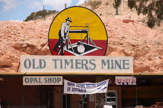 Photo: Year 2 Day 220 - Museum in Coober Pedy
