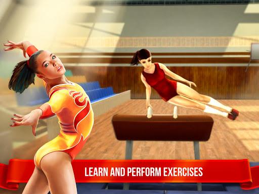Champion Gymnast Balance 3D 1.1.0 screenshots 1