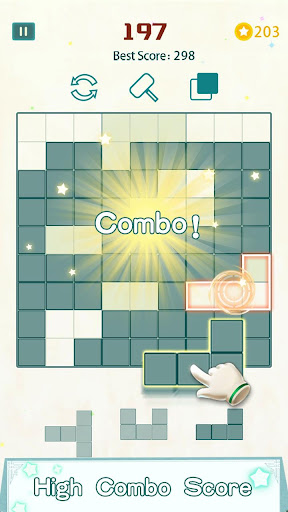 SudoCube - Jigsaw block puzzle game apkslow screenshots 4