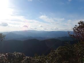 高畑山からの展望1