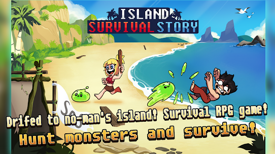 Island Survival Story MOD (Unlimited Diamonds) 5