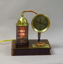 Photo: Altitude steampunk lamp