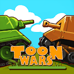 Toon Wars: Battle tanks online Icon