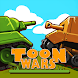 Toon Wars: エキサイティングな戦車戦 - Androidアプリ