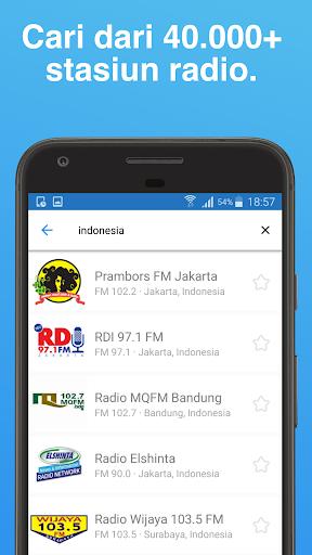 Simple Radio - Stasiun Radio FM AM  screenshots 3