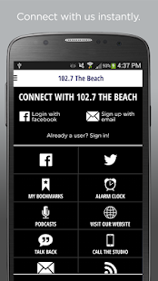 102.7 The Beach - WMXJ- screenshot thumbnail