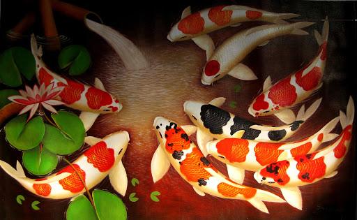怎樣主題個人化App?簡單好用Koi Fish Pack 2 Live Wallpaper視覺設計App客製化