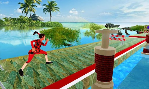 Water Run Game, Real Stuntman - náhled