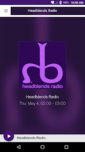 Headblends Radio- screenshot thumbnail