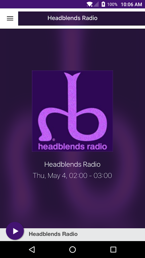 Headblends Radio- screenshot