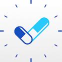 mediteo medication reminder and intake information icon