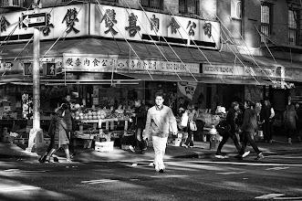 Photo: november light chinatown, new york city 2011 www.leannestaples.com #streetphotography  #shootthestreet  #streetpics  #newyorkcityphotography  #monochromemonday