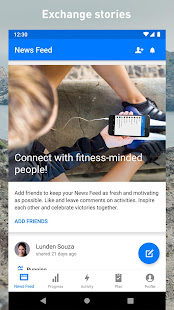 App Runtastic Running App: Run & Mileage Tracker APK for Windows Phone