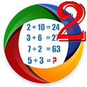 NEW Math puzzles 2 icon