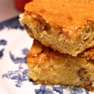 Nana'S Chewy Blondies! Recipe