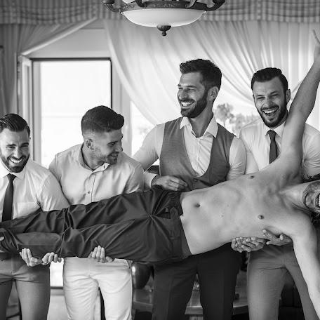 Wedding photographer Dimitris Koukiotis (dimikouk1). Photo of 01.02.2018