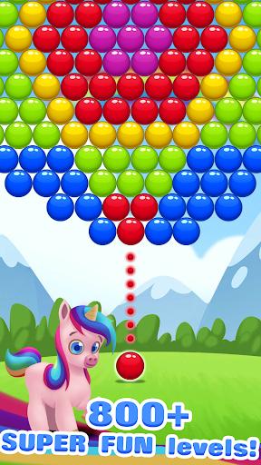 玩免費休閒APP|下載Bubble Unicorn app不用錢|硬是要APP