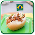 Brazilian food recipes icon