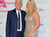 Holly Willoughby and Phillip Schofield send their best wishes to Ant McPartlin
