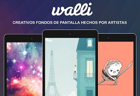 Fondos de pantalla HD - Walli Screenshot