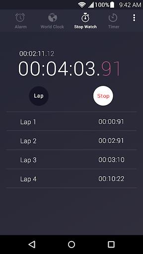 Alarm clock 1.6.3045.9 screenshots 10