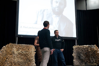 Photo: Built is a series of talks by people who create and our first one of 2012 was at SXSW with a stellar lineup.