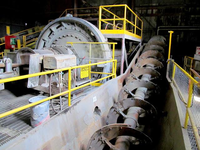 Rod mill