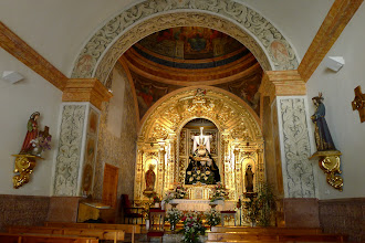 Photo: Nerja's shrine chapel of Our Lady of Sorrows