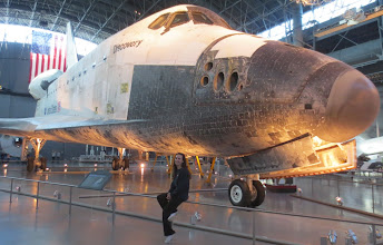 Photo: During her active flight years (1984-2011), Discovery flew more than any other spacecraft ever... completing 39 successful missions in 27 years of service!