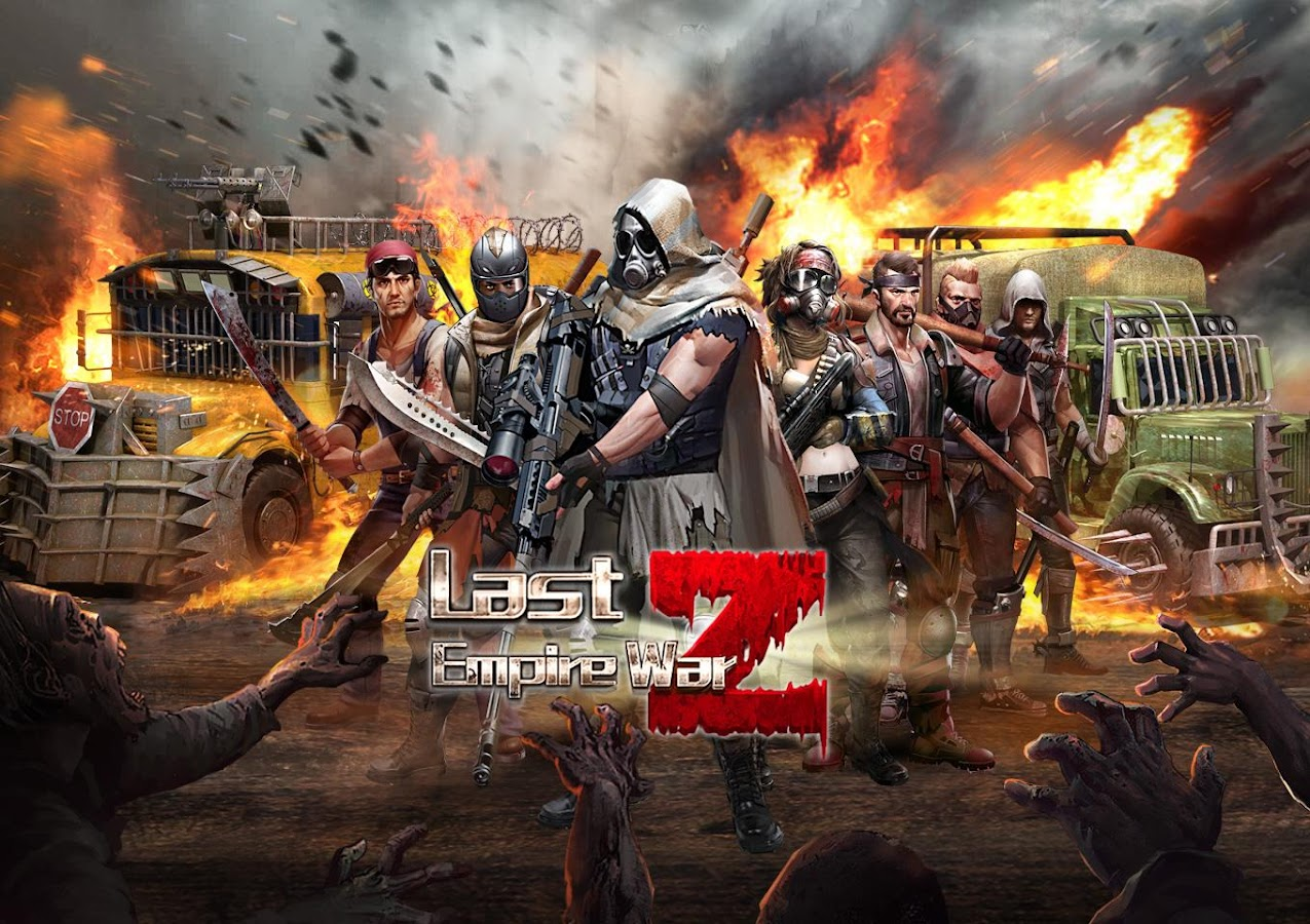 Screenshots of Last Empire-War Z for iPhone