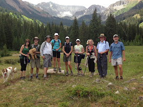 Photo: RVR Hiking Group - Capitol Peak Hike 2