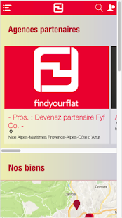FindYourFlat Co. - náhled