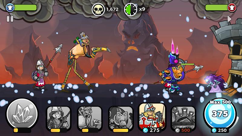 Tower Conquest Screenshot 4