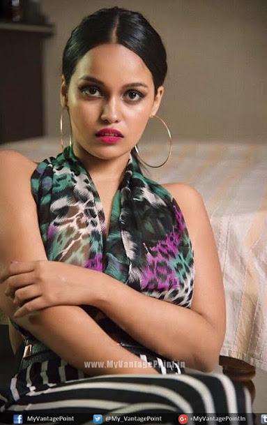 Anaika Nair Model Close Up