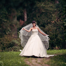 Wedding photographer Larisa Sidorenko (Best-Shots). Photo of 27.12.2014