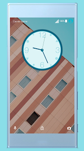 Minimalist Oreo ND Xperia Theme - náhled