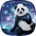 パンダ ライブ壁紙 icon