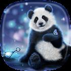 Oso Panda Fondo Animado icon
