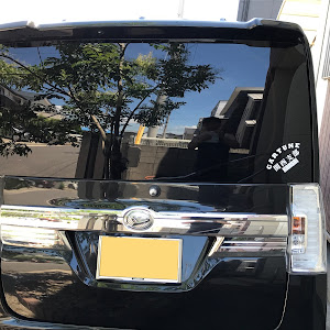 タントカスタム LA600S RSSA26年式のカスタム事例画像 車好きおやじ🚗  伸一です!さんの2018年07月23日07:05の投稿