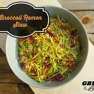 Broccoli Ramen Slaw