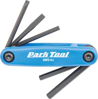 Park Tool AWS-9.2 Fold-Up Hex Wrench Set alternate image 0