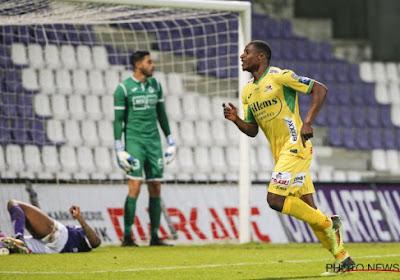 "OFFICIEEL: Oostende haalt Akpala opnieuw binnen: ""Club helpen onderin weg te geraken"""