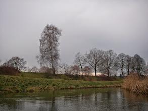 Photo: za tym wałem płynie Kanał Gliwicki