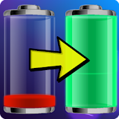 Battery Widget Charge Level