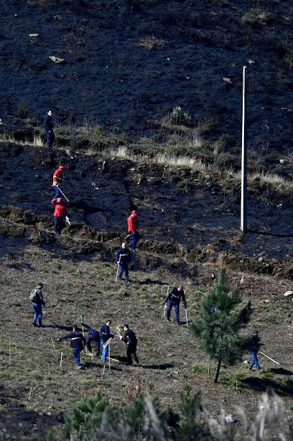 Sexta vítima mortal encontrada a 200 metros do local da explosão