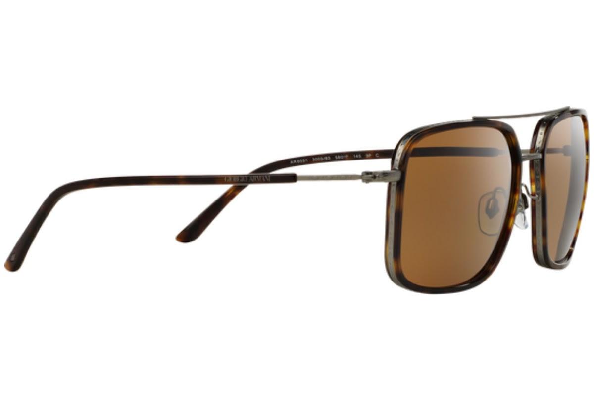 6ed2f62b79e Buy GIORGIO ARMANI 6031 5817 300383 Sunglasses