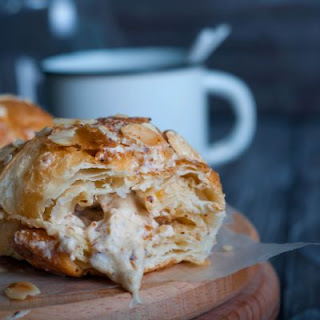 Creamy Almond-Filled Pastries.
