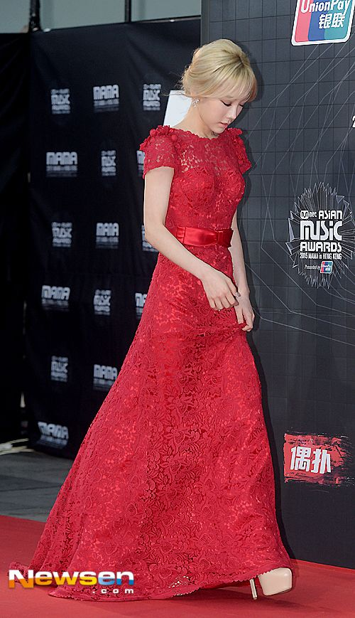 taeyeon gown 22