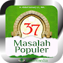 37 Masalah Populer - Ust. Abdul Somad Lc MA icon
